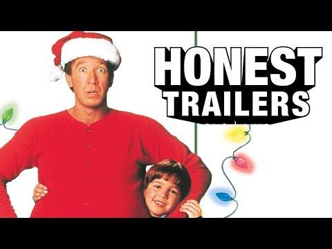 Honest Trailers - The Santa Clause | screenjunkies