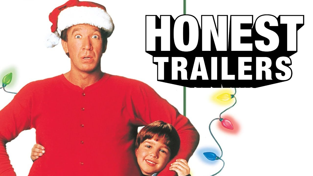 Honest Trailers Gets Into The Santa Clause