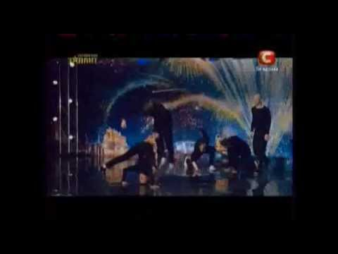Украина мае талант 4 коллектив Look Around.mov
