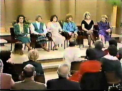 Donahue With Crossdressers Featuring Joann Roberts And Tri Ess Part 3