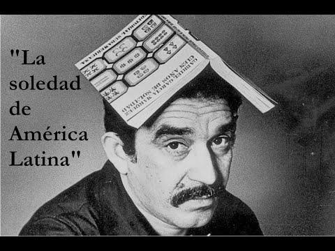 Gabriel García Márquez - Discurso por la obtención del Premio Nobel de Literatura (1982)
