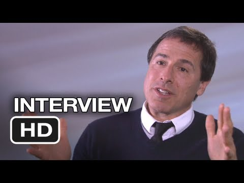 Silver Linings Playbook Interview - David O. Russell (2012) Jennifer Lawrence, Chris Tucker Movie HD