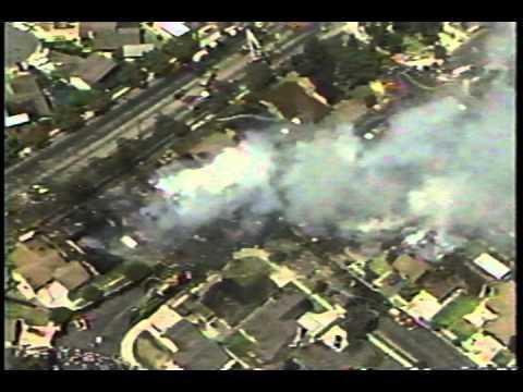 1986 cerritos airplane crash cn1 youtube