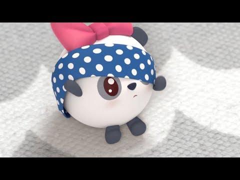 Малышарики - Новая серия - Силачи (Серия 121) Развивающие мультики для самых маленьких