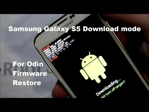 android system recovery 3e manual mode
