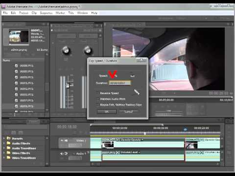 Как сделать эффект замедления видео-ролике | danilidi.ru