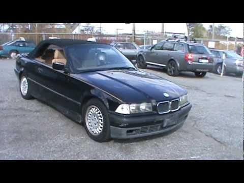 1995 Bmw 318i Convertible Youtube