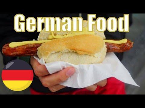 German Food : An introduction to German Cuisine