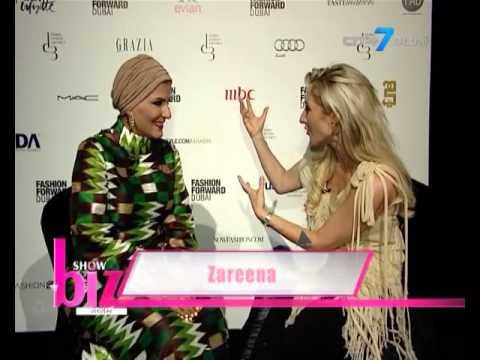 Show Bizz - Fashion Forward ( Arab Designers)