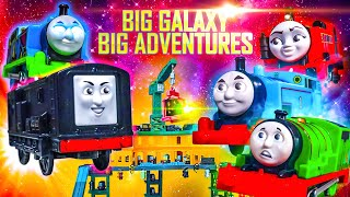 The Steam Awakens | Big Galaxy Big Adventures #5 | Thomas & Friends