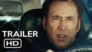 211 Official Trailer #1 (2018) Nicolas Cage Action Movie HD