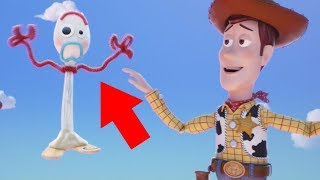 Toy Story 4 Teaser Trailer BREAKDOWN: Everything We Know About Forky