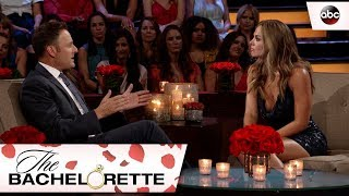 Hannah Goes Off During Men Tell All - The Bachelorette