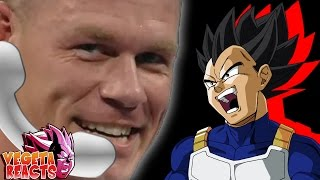 Vegeta Reacts To John Cena Prank Call