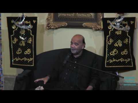 9th Muharram 1438:2016 Maulana Ajaz Hasnain Ghadeeri