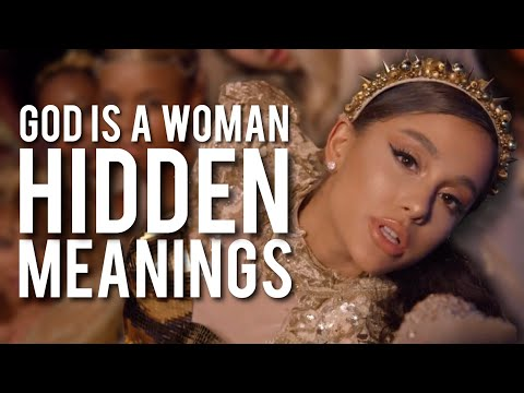 Ariana Grande   God Is A Woman Hidden Meanings MP3
