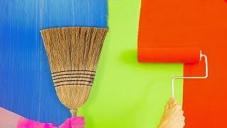 18 EXTRAORDINARY IDEAS TO BURST YOUR WALLS