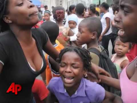 Images of Disaster: Haiti's Worst Day