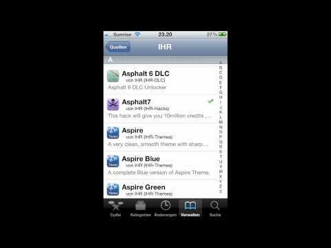 How To: Asphalt 7 Cash. Stars. Level - Hack @ ihacksrepo (iPhone/iPod/iPad)