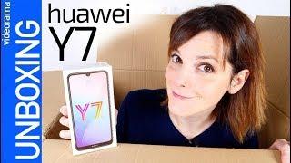 Huawei Y7 2019 -con cámara LISTILLA-