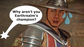 Mortal Kombat 11 - Characters Ask Awkward Questions