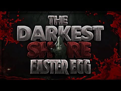 The Darkest Shore Easter Egg And Boss Fight LIVE! | Call Of Duty WW2 Zombies DLC1
