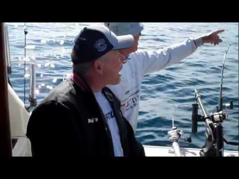 Charter Fishing Sheboygan Wisconsin June 14, 2011