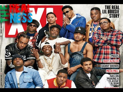 The Realness: The Xxl Freshman Class 2014 Review!! video
