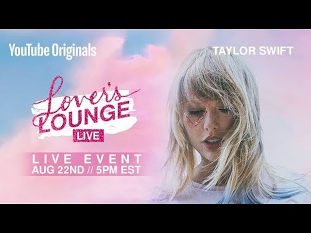 Taylor Swift - Lover's Lounge (Live) thumbnail