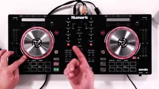 Numark Dashboard Talkthrough Video