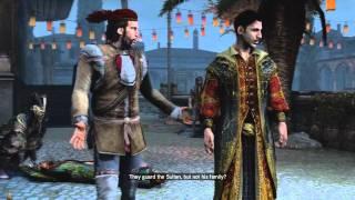 Assassin's Creed Revelations Walkthrough Part 23 - Savin' Prince Suleiman