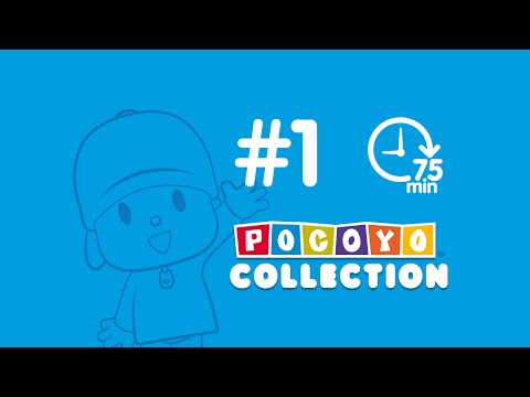 Pocoyo - Full episodes of Pocoyo in English for kids (more than 1 hour!)