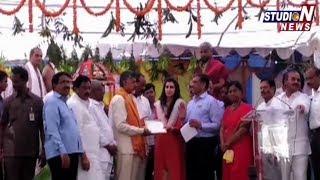 Nara Brahmani Donates 66 lakh Rupees To CM Welfare Fund | Titli Victims
