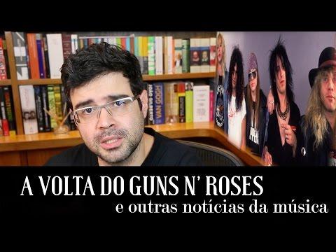 A volta do Guns n' Roses? e outras notícias da música | Noticias | Alta Fidelidade