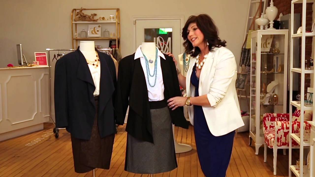 Women Business Attire Fashion