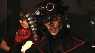 Watch Steam Powered Giraffe Brass Goggles video