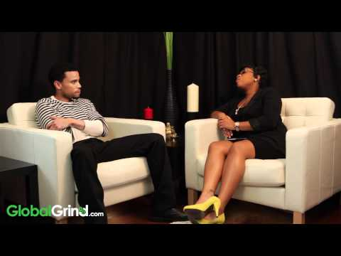 Michael Ealy Says He Doesn't Have To Spit Game With The Ladies video
