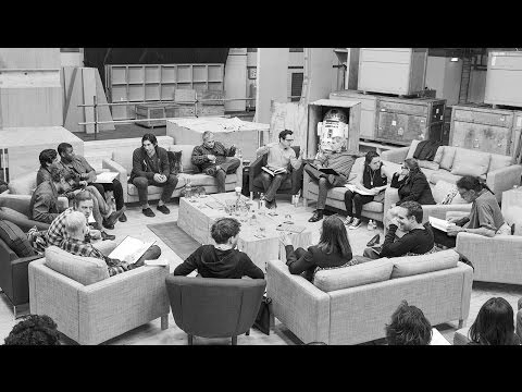 AMC Movie Talk - STAR WARS Cast Announced! WB Making 9 More Comic Book Movies