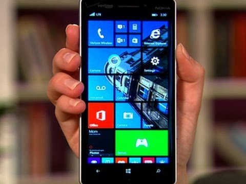 Windows Phone levels up with 8.1