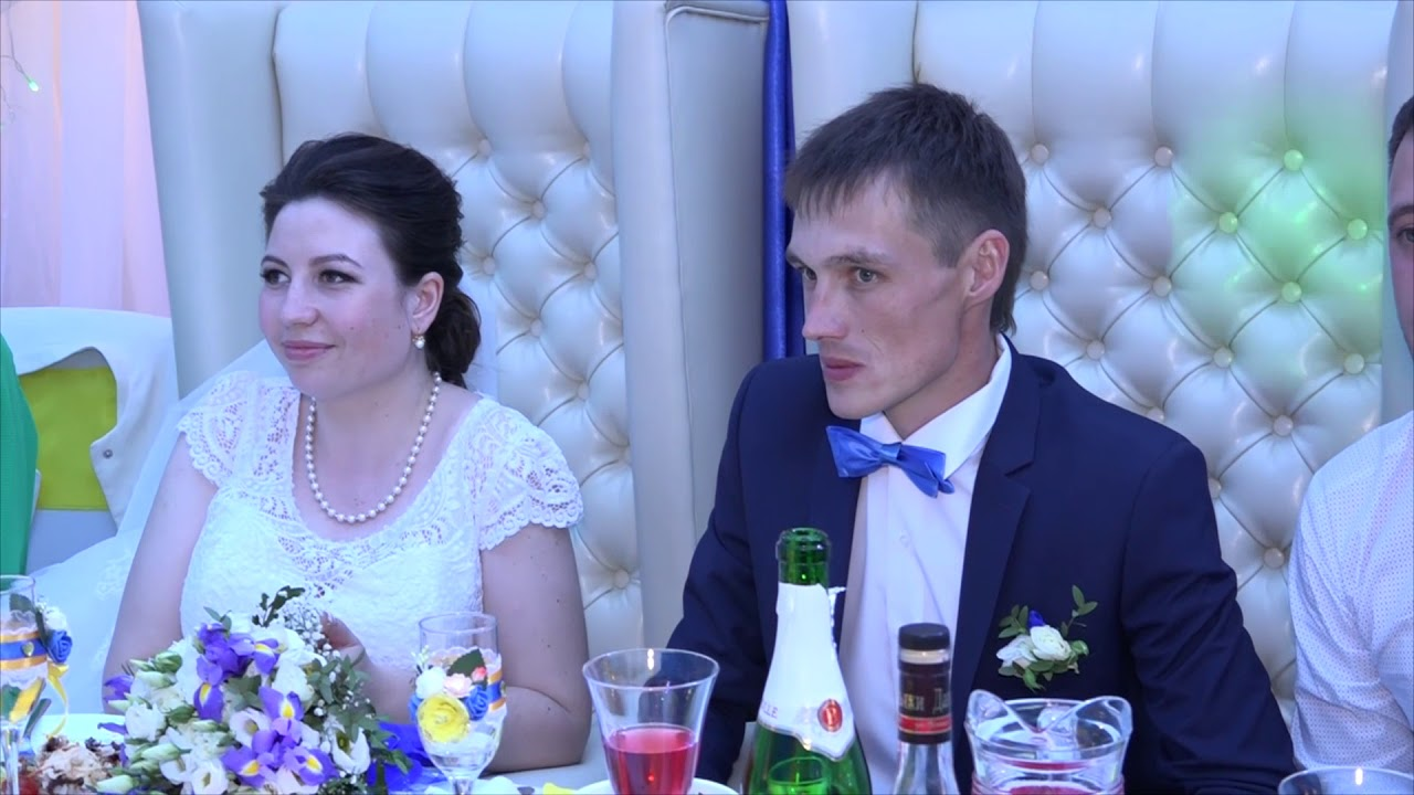 Сюрприз молодоженам на свадьбу от друзей