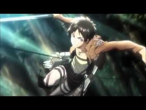 [amv]-just Give Me A Reason [shingeki No Kyojin] video