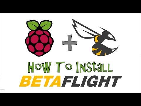 How To Install Betaflight Configurator onto Raspberry Pi