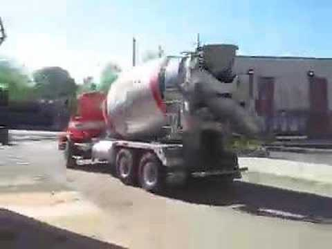 The Cement Mixer!