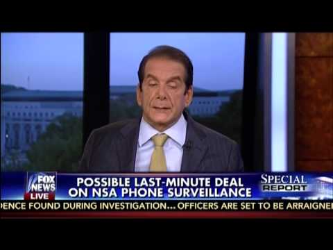 5/21/15 Krauthammer on Rand Paul's filibuster