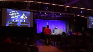 Another Anime Con 2015 - Who Wants to be a Millionaire? Anime Style!