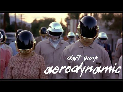 Daft Punk - Aerodynamic (Music Video)