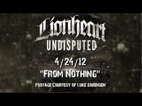 Lionheart - From Nothing