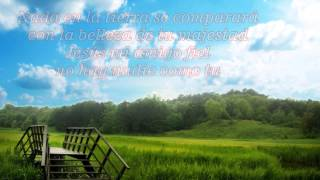 Sublime Video - Sublime poesia - Jesus Adrián Romero - Letra