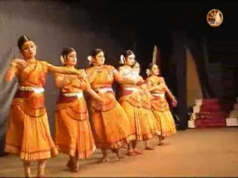 Semiclassical Group Dance By Our Talents At Rhythms Al-hind 2010 video