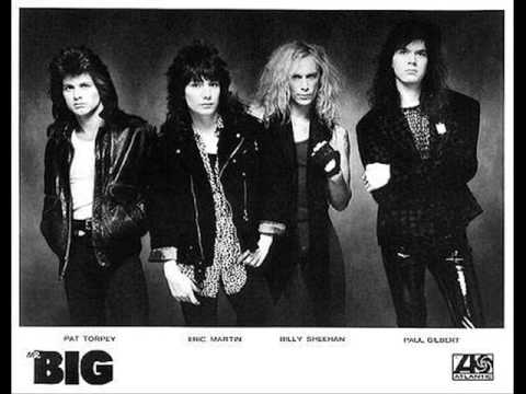 Mr. Big - Wild World